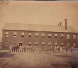 Spool Mill, South Lincoln, ca. 1880