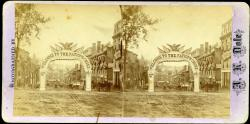 Main Street Arch Grant Reception