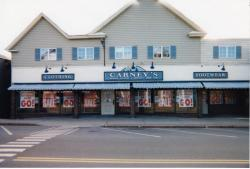 Carney's Store, Main Street Lincoln, ca. 1998