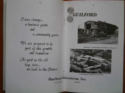 Guilford Industries, Inc. Advertisement