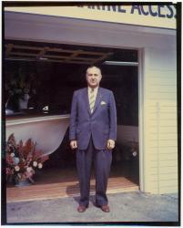 Arthur Waterman, Portland, ca. 1965