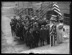 Americanization class, Portland, 1924