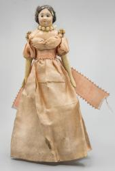 Fashion doll, ca. 1790