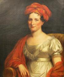 Julia Cascaline Dearborn Wingate, Portland, ca. 1820