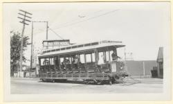 Biddeford & Saco Railroad Car #31, Saco, 1935