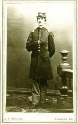Lt. George W. Edwards, 16th Maine, 1862