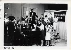 Willie Stewart, 'Dave Astor Show,' Portland, 1962