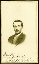 Charles H. Parlin, Skowhegan, ca. 1862