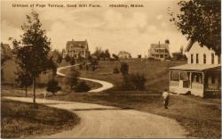 Page Terrace, Fairfield, ca. 1930