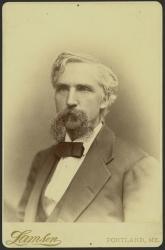 Joshua L. Chamberlain, Brunswick, ca. 1871