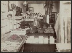 Cohen shop, Bangor, ca. 1930
