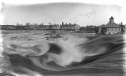 Pejepscot Paper Company, Topsham,  April 1895