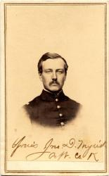 John D. Myrick, Augusta, ca. 1863