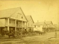 Main Street through