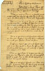 Troop instructions from Governor Shute about Wabanaki, 1721