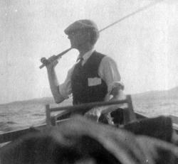 John W. G. Dunn, Moosehead Lake, 1904