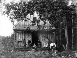 Richardson family, ca. 1896