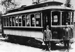 Bangor Railway & Electric Co. No. 76