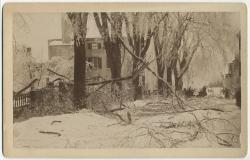 The great ice storm of Jan. 28, 1886