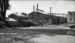 Strong Wood Turning Corp., Novelty Mill, Strong, ca. 1950