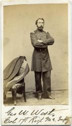 Col. George W. West, Portland, 1862