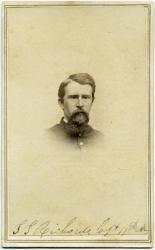 Sumner S. Richards, Saco, ca. 1863