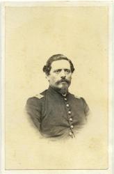 Capt. John C. Perry, Portland, ca. 1863