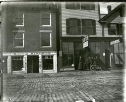 Waterville Main Street, ca. 1900