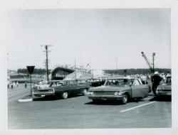 Campobello Roosevelt Bridge dedication, Lubec, 1962