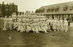 Nurses, Portland, ca. 1918