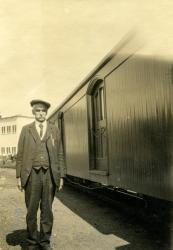 Frank Dyer, Strong, ca. 1930