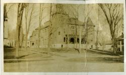 Merrill Hall, Farmington State Normal School, ca. 1917