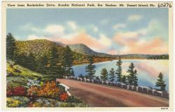 Images of Mount Desert Island and Acadia
