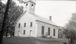Congregational Church, Strong, ca. 1950