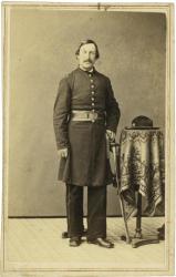 Charles Bridges, Castine, ca. 1864