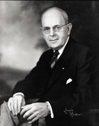 Dr. Charles W. Bell, Strong, ca. 1935