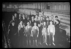 Mill Workers circa 1900