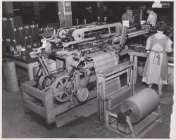 Eastern Paper Finish Department workers, Brewer, 1942