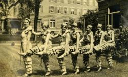 The Soda Pops, Farmington State Normal School, 1930