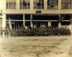 Company E, Skowhegan, 1917