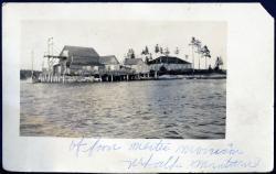 Johnson's Island, Swan's Island, ca. 1950