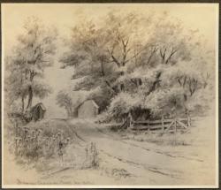 Chapman Brook, Bethel, 1896