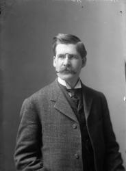Harold S. Fairfield, ca. 1900