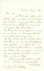 Introduction of Portlanders seeking work in Louisiana, 1864