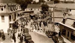 Memorial Day parade, Deer Isle