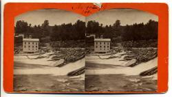 Umbagog Mill, Livermore, ca. 1881