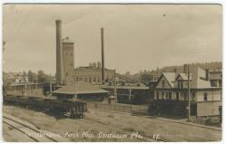 Otis Falls Pulp & Paper Mill
