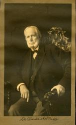 Dr. Frederick A. Noble, 1906