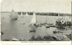 Friendship harbor, ca. 1910