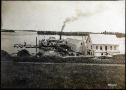 """The"""" Mineola,"""" ca. 1913"""
